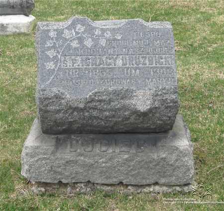 DRUZBICKI, IGNACY - Lucas County, Ohio | IGNACY DRUZBICKI - Ohio Gravestone Photos