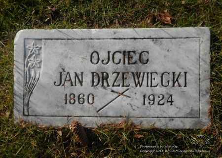 DRZEWIECKI, JAN - Lucas County, Ohio | JAN DRZEWIECKI - Ohio Gravestone Photos