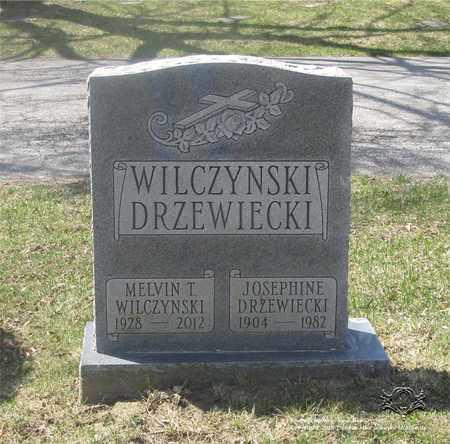 WILCZYNSKI, MELVIN T. - Lucas County, Ohio | MELVIN T. WILCZYNSKI - Ohio Gravestone Photos