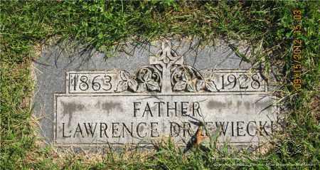 DRZEWIECKI, LAWRENCE - Lucas County, Ohio | LAWRENCE DRZEWIECKI - Ohio Gravestone Photos