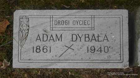 DYBALA, ADAM - Lucas County, Ohio | ADAM DYBALA - Ohio Gravestone Photos