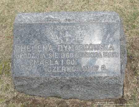 DYMARKOWSKA, HELENA - Lucas County, Ohio | HELENA DYMARKOWSKA - Ohio Gravestone Photos
