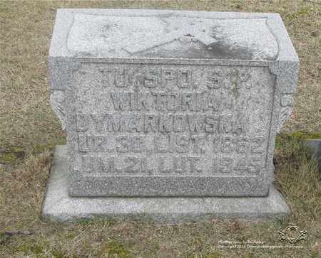 NOWROCKA DYMARKOWSKA, WIKTORYA - Lucas County, Ohio | WIKTORYA NOWROCKA DYMARKOWSKA - Ohio Gravestone Photos
