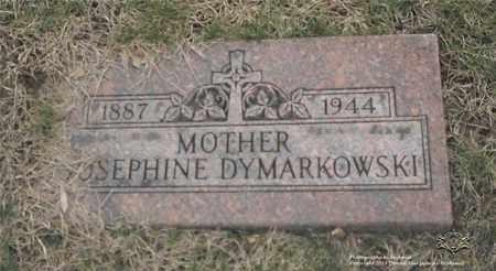 DYMARKOWSKI, JOSEPHINE - Lucas County, Ohio | JOSEPHINE DYMARKOWSKI - Ohio Gravestone Photos