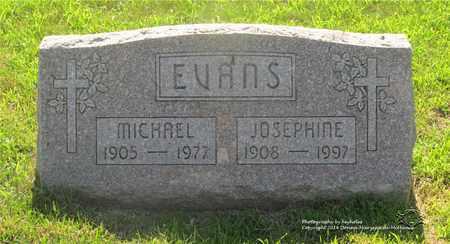 EVANS, MICHAEL - Lucas County, Ohio | MICHAEL EVANS - Ohio Gravestone Photos