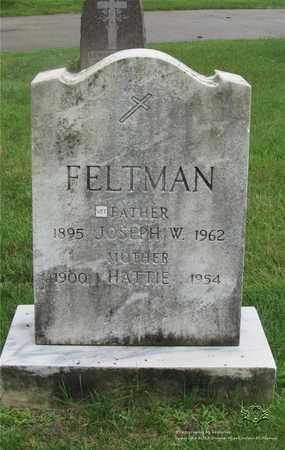 PASIEWICZ FELTMAN, HATTIE - Lucas County, Ohio | HATTIE PASIEWICZ FELTMAN - Ohio Gravestone Photos