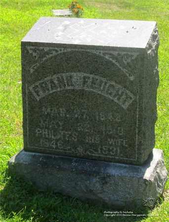 FEUCHT, FRANK - Lucas County, Ohio | FRANK FEUCHT - Ohio Gravestone Photos