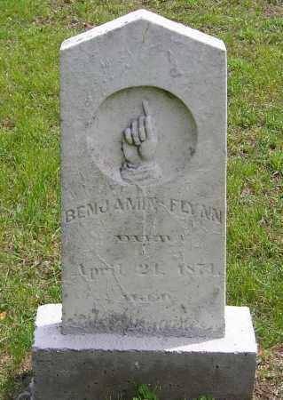FLYNN, BENJAMIN - Lucas County, Ohio | BENJAMIN FLYNN - Ohio Gravestone Photos