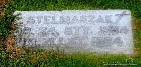 STELMASZAK, FRANCIS - Lucas County, Ohio | FRANCIS STELMASZAK - Ohio Gravestone Photos