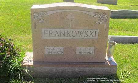 FRANKOWSKI, STANLEY - Lucas County, Ohio | STANLEY FRANKOWSKI - Ohio Gravestone Photos