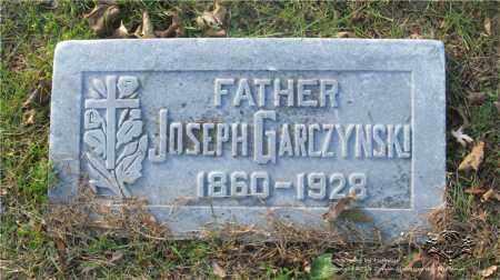GARCZYNSKI, JOSEPH - Lucas County, Ohio | JOSEPH GARCZYNSKI - Ohio Gravestone Photos