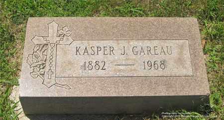 GAREAU, KASPER J. - Lucas County, Ohio | KASPER J. GAREAU - Ohio Gravestone Photos