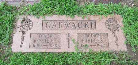 GARWACKI, FRANCES - Lucas County, Ohio | FRANCES GARWACKI - Ohio Gravestone Photos