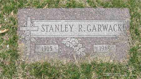 GARWACKI, STANLEY R. - Lucas County, Ohio | STANLEY R. GARWACKI - Ohio Gravestone Photos