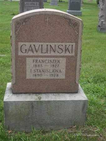 LUKASIEWICZ GAVLINSKI, STANISLAWA - Lucas County, Ohio | STANISLAWA LUKASIEWICZ GAVLINSKI - Ohio Gravestone Photos