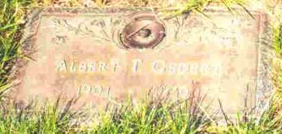 GEDERT, ALBERT T. - Lucas County, Ohio | ALBERT T. GEDERT - Ohio Gravestone Photos
