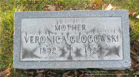 GLOGOWSKI, VERONICA - Lucas County, Ohio | VERONICA GLOGOWSKI - Ohio Gravestone Photos