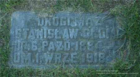 GLOMB, STANISLAW - Lucas County, Ohio | STANISLAW GLOMB - Ohio Gravestone Photos
