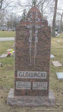 KOS GLOWACKI, MARY - Lucas County, Ohio | MARY KOS GLOWACKI - Ohio Gravestone Photos