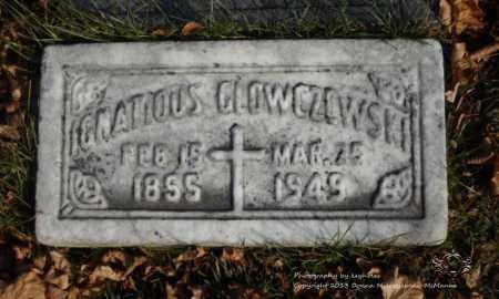 GLOWCZEWSKI, IGNATIOUS - Lucas County, Ohio | IGNATIOUS GLOWCZEWSKI - Ohio Gravestone Photos