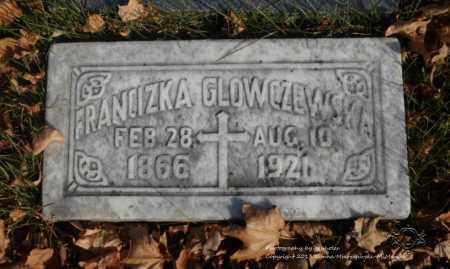 GLOWCZEWSKA, FRANCIZKA - Lucas County, Ohio | FRANCIZKA GLOWCZEWSKA - Ohio Gravestone Photos