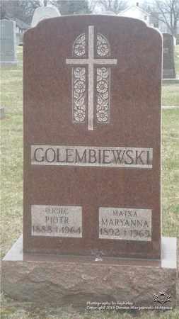 GOLEMBIEWSKI, PIOTR - Lucas County, Ohio | PIOTR GOLEMBIEWSKI - Ohio Gravestone Photos