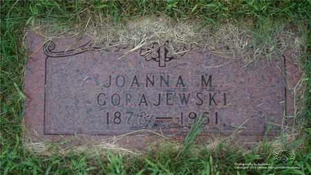 GORAJEWSKI, JOANNA M. - Lucas County, Ohio | JOANNA M. GORAJEWSKI - Ohio Gravestone Photos