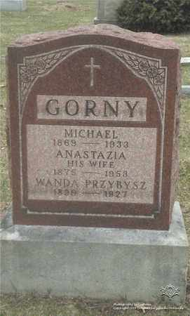 GORNY, MICHAEL - Lucas County, Ohio | MICHAEL GORNY - Ohio Gravestone Photos