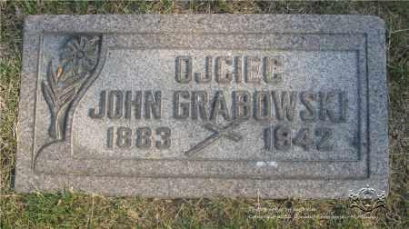 GRABOWSKI, JOHN - Lucas County, Ohio | JOHN GRABOWSKI - Ohio Gravestone Photos