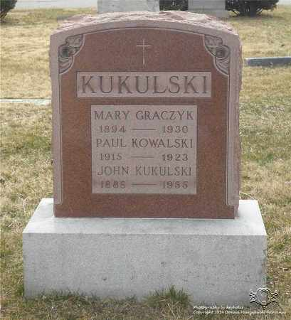 KOWALSKI, PAUL - Lucas County, Ohio | PAUL KOWALSKI - Ohio Gravestone Photos
