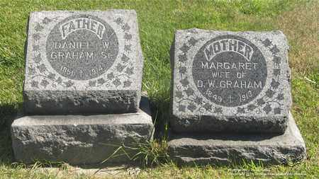 GRAHAM, MARGARET - Lucas County, Ohio | MARGARET GRAHAM - Ohio Gravestone Photos