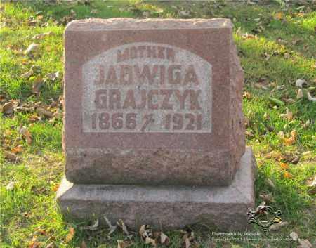 GRAJCZYK, JADWIGA - Lucas County, Ohio | JADWIGA GRAJCZYK - Ohio Gravestone Photos