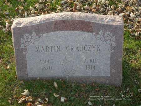 GRAJCZYK, MARTIN - Lucas County, Ohio | MARTIN GRAJCZYK - Ohio Gravestone Photos