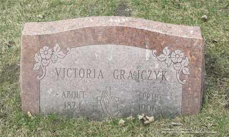 TALSZCZINSKI GRAJCZYK, VICTORIA - Lucas County, Ohio | VICTORIA TALSZCZINSKI GRAJCZYK - Ohio Gravestone Photos