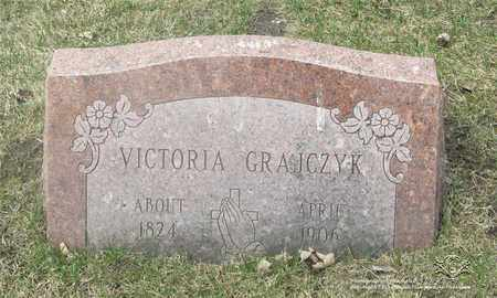 GRAJCZYK, VICTORIA - Lucas County, Ohio | VICTORIA GRAJCZYK - Ohio Gravestone Photos