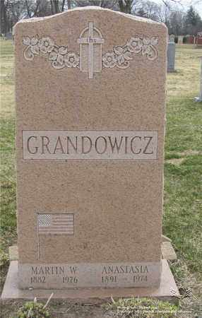 GRANDOWICZ, ANASTASIA - Lucas County, Ohio | ANASTASIA GRANDOWICZ - Ohio Gravestone Photos