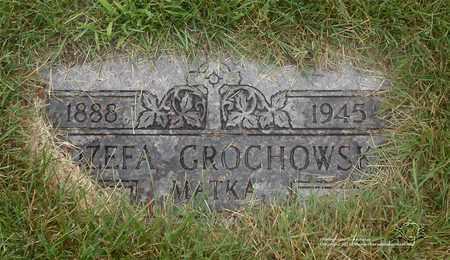 RUBINKOWSKI GROCHOWSKI, JOZEFA - Lucas County, Ohio | JOZEFA RUBINKOWSKI GROCHOWSKI - Ohio Gravestone Photos