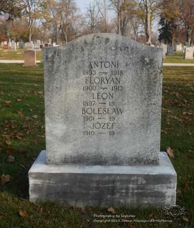 GRUDZINSKI, LEON - Lucas County, Ohio | LEON GRUDZINSKI - Ohio Gravestone Photos