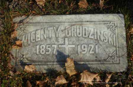 GRUDZINSKI, WICENTY - Lucas County, Ohio | WICENTY GRUDZINSKI - Ohio Gravestone Photos