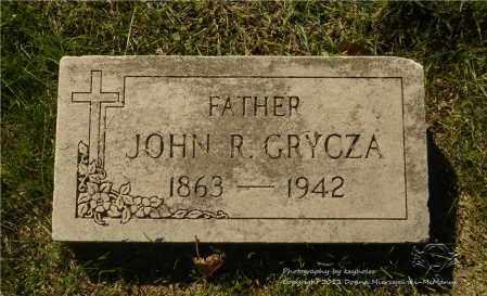 GRYCZA, JOHN R. - Lucas County, Ohio | JOHN R. GRYCZA - Ohio Gravestone Photos