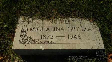 BOCIAN GRYCZA, MICHALINA - Lucas County, Ohio | MICHALINA BOCIAN GRYCZA - Ohio Gravestone Photos