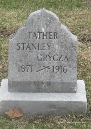 GRYCZA, STANLEY - Lucas County, Ohio | STANLEY GRYCZA - Ohio Gravestone Photos