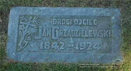 GRZADZIELEWSKI, JAN - Lucas County, Ohio | JAN GRZADZIELEWSKI - Ohio Gravestone Photos