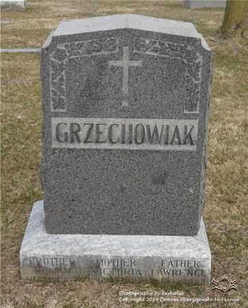 DRAGON GRZECHOWIAK, VICTORIA - Lucas County, Ohio | VICTORIA DRAGON GRZECHOWIAK - Ohio Gravestone Photos