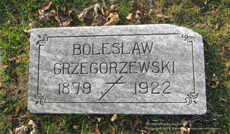 GRZEGORZEWSKI, BOLESLAW - Lucas County, Ohio | BOLESLAW GRZEGORZEWSKI - Ohio Gravestone Photos