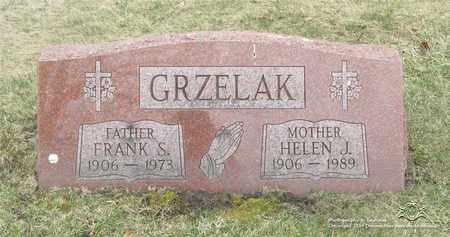 GRZELAK, FRANK S. - Lucas County, Ohio | FRANK S. GRZELAK - Ohio Gravestone Photos