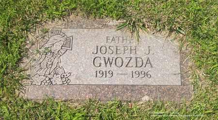 GWOZDA, JOSEPH J. - Lucas County, Ohio | JOSEPH J. GWOZDA - Ohio Gravestone Photos