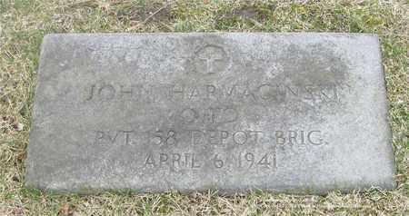 HARMACINSKI, JOHN - Lucas County, Ohio | JOHN HARMACINSKI - Ohio Gravestone Photos
