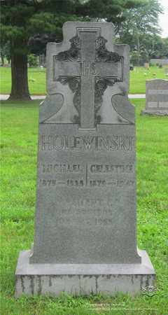 HOLEWINSKI, CELESTINE - Lucas County, Ohio | CELESTINE HOLEWINSKI - Ohio Gravestone Photos