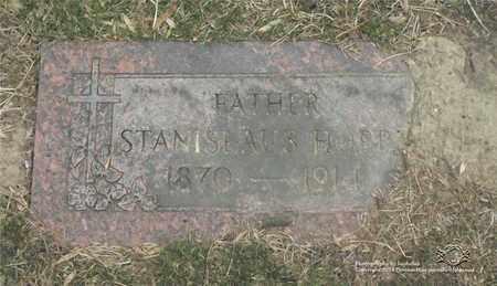 HOPPE, STANISLAUS - Lucas County, Ohio | STANISLAUS HOPPE - Ohio Gravestone Photos